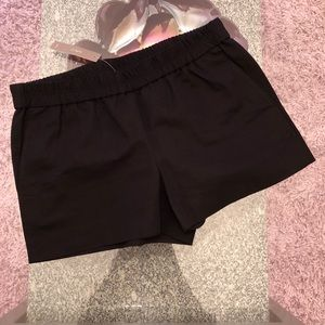 J Crew Black Shorts